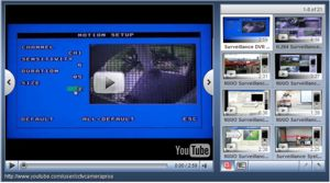 Surveillance System Support Videos