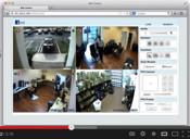 Web Browser DVR Viewer