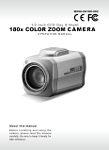 Zoom Camera Data Sheet