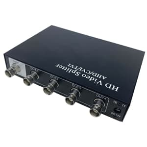 Cctv Video Amplifiers Security Camera Video Splitters
