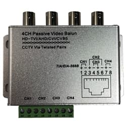 4 Channel Video Transmitter