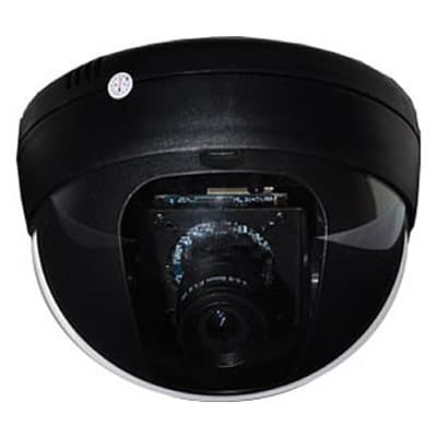 Varifocal Dome Camera Indoor Cctv Dome With Vari Focal Lens