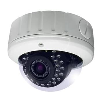 Invisible Ir Cctv Camera 940nm Infrared Vandal Proof Dome