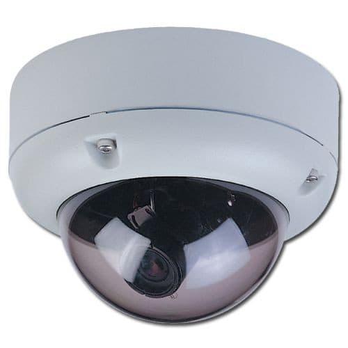 Color Dome Camera Indoor Outdoor Vandalproof