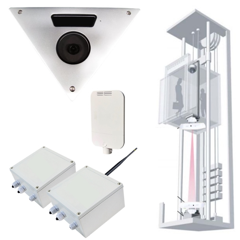 Elevator Camera Elevator Cctv Wireless Video Transmission