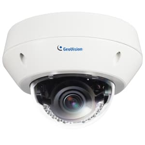 Low Lux Vandal IP Camera