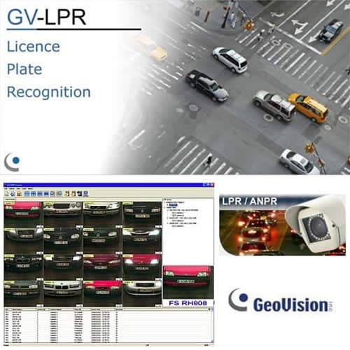 Geovision License Plate Recognition Software Gv Lpr