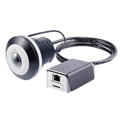 Mini IP Fisheye Camera