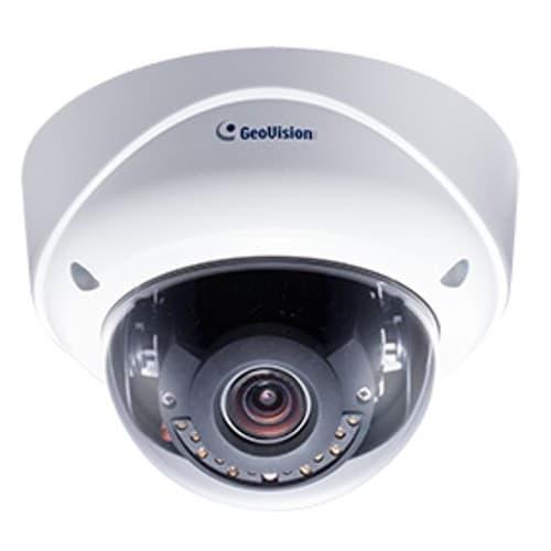 Geovision Infrared Vandal Dome Ip Camera Gv Vd3700