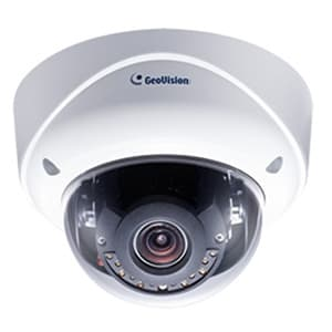 Geovision Infrared Vandal Dome IP Camera