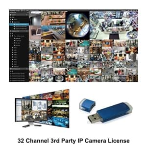 Geovision 3rd Party VMS Software License
