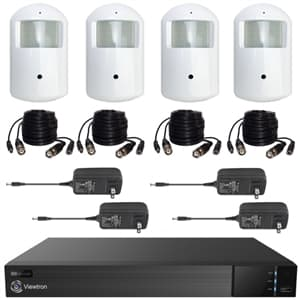 1080p AHD Hidden Camera System