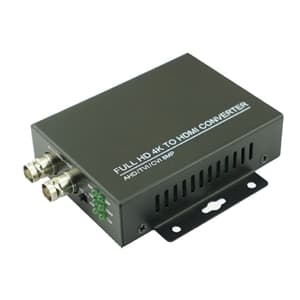 HD-TVI to HDMI video converter