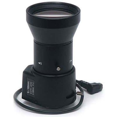 Cctv Camera Lens 5 100mm Varifocal Auto Iris