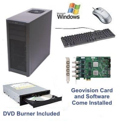 Hd Cctv Dvr Geovision Hd Sdi Surveillance