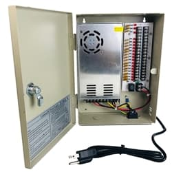 CCTV Power Distribution Box