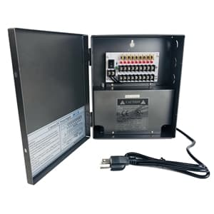CCTV Camera Power Supply Box