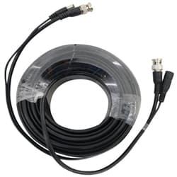 Premade RG59 Siamese Cable