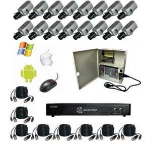 16 Camera Systems