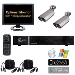2 Camera Security System