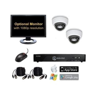 960H DVR Security System