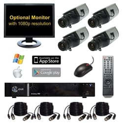 HD DVR Security System