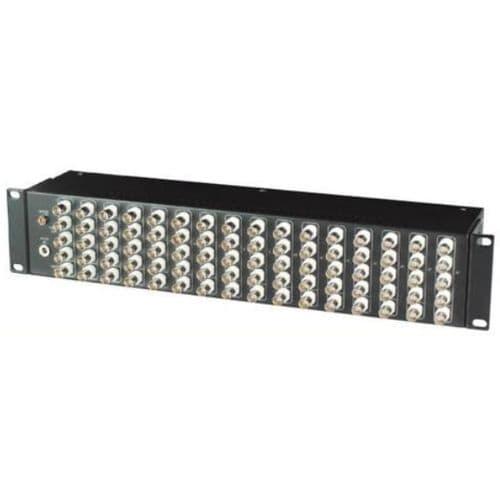 Cctv Video Distributor 16 Bnc Inputs To 64 Bnc Output