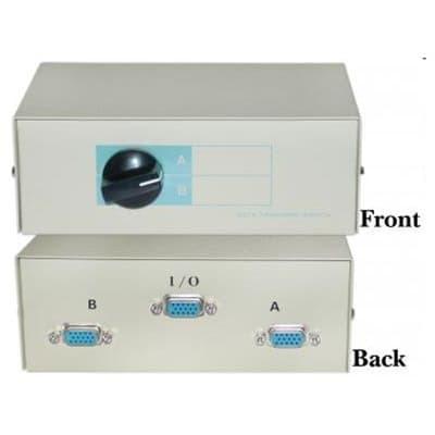Vga Ab Switch Box 2 Way