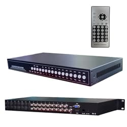 CCTV Video Multiplexer
