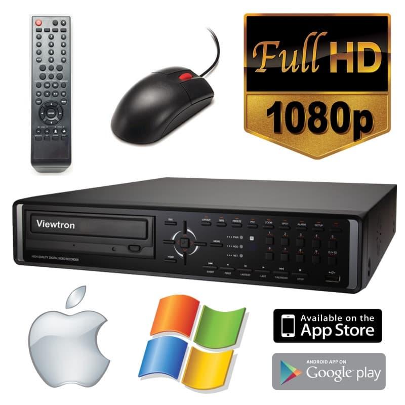 Hd Sdi Cctv Dvr Viewtron Video Surveillance System