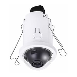 Compact Fixed IP Dome Camera