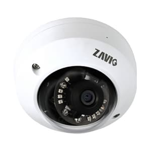 Mini Infrared Dome IP Camera
