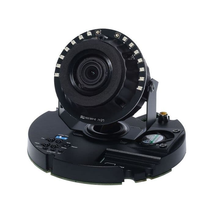Motorized Zoom Dome Ip Camera Hd Infrared Video