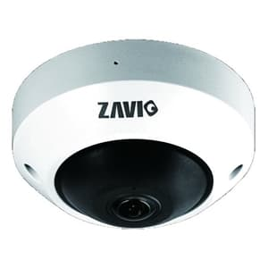 Compact Fisheye IP Camera