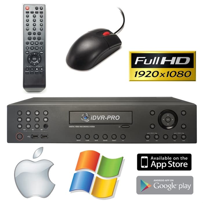 Cctv System Dvr 8 Channel 960h Dvr Mac Software Ios