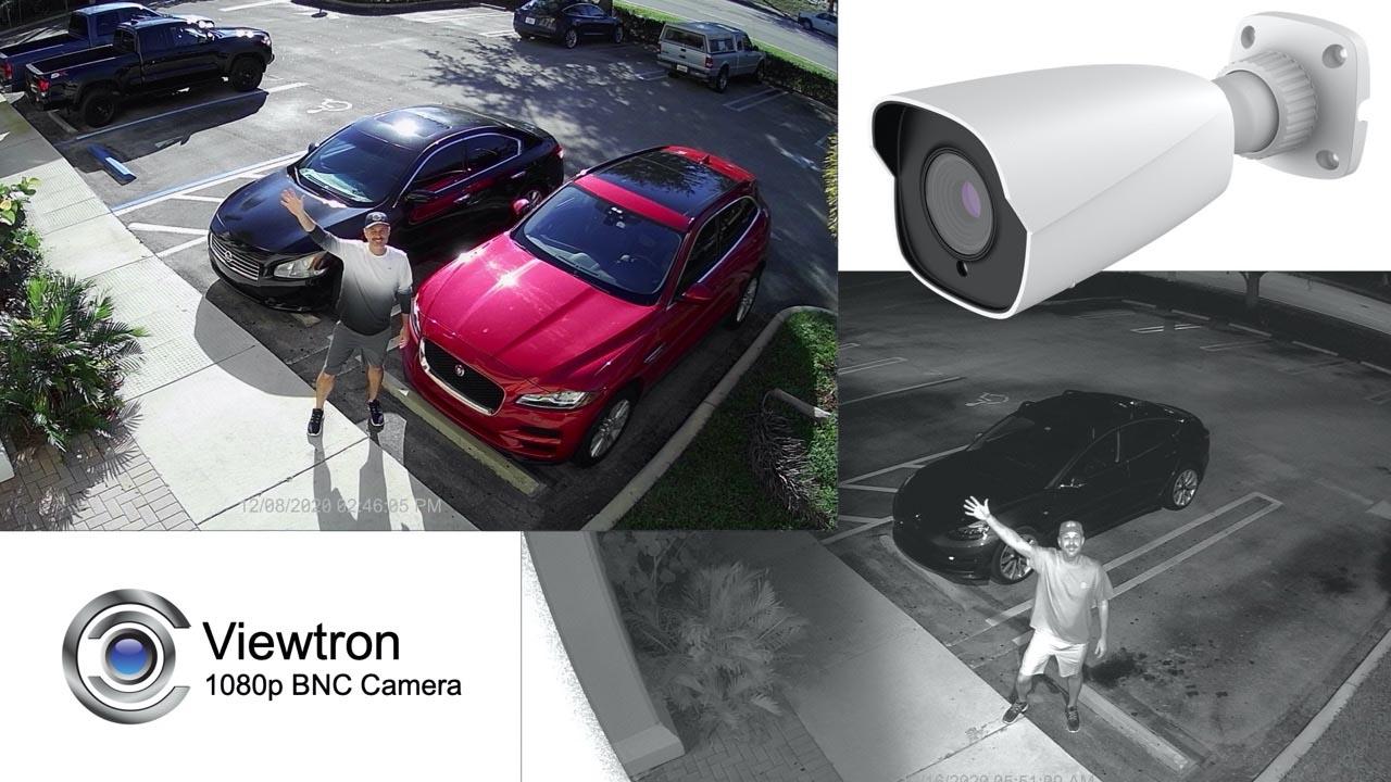 1080p BNC Security Camera