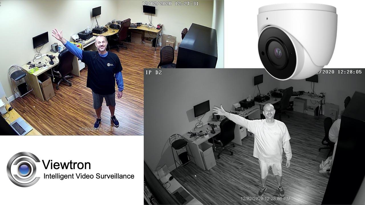 2mp Dome IP Camera