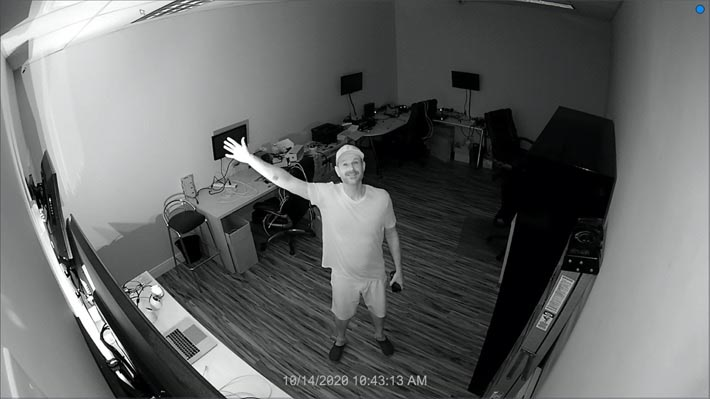 Wireless IP Camera Infrared