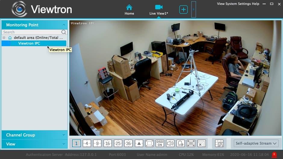 Mac IP Camera Software Live View