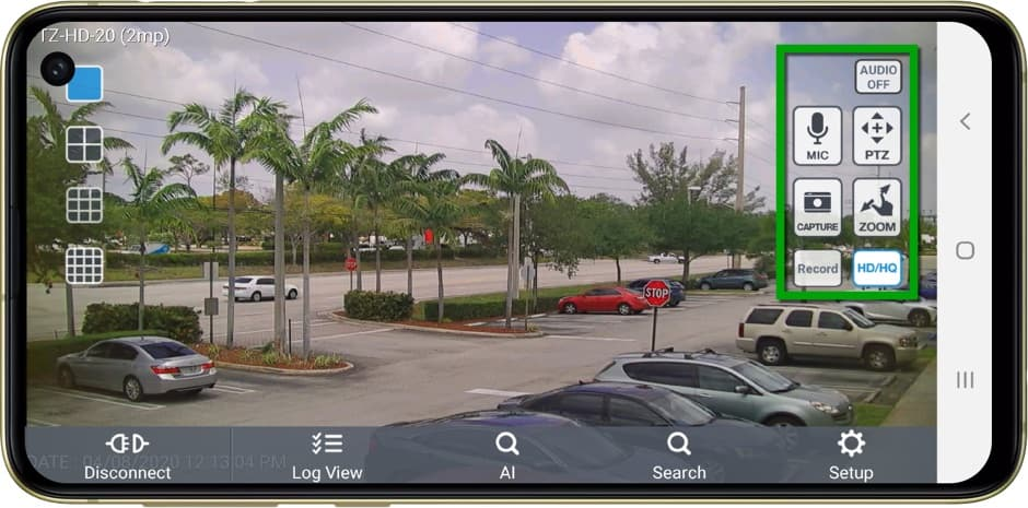 Remote View Security Camera Android