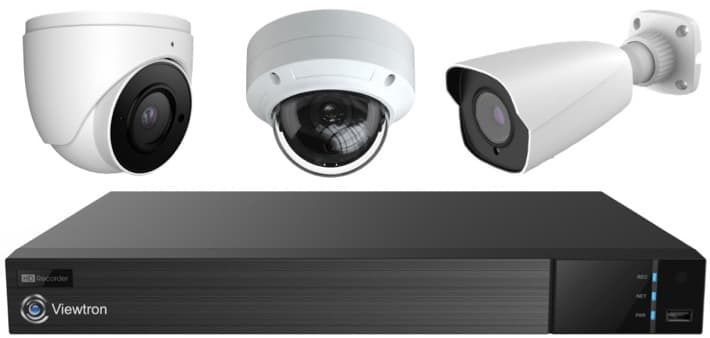 security camera system quote