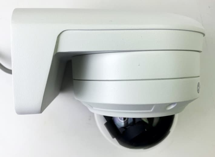Vandal-Proof Dome Camera L-Bracket Installation