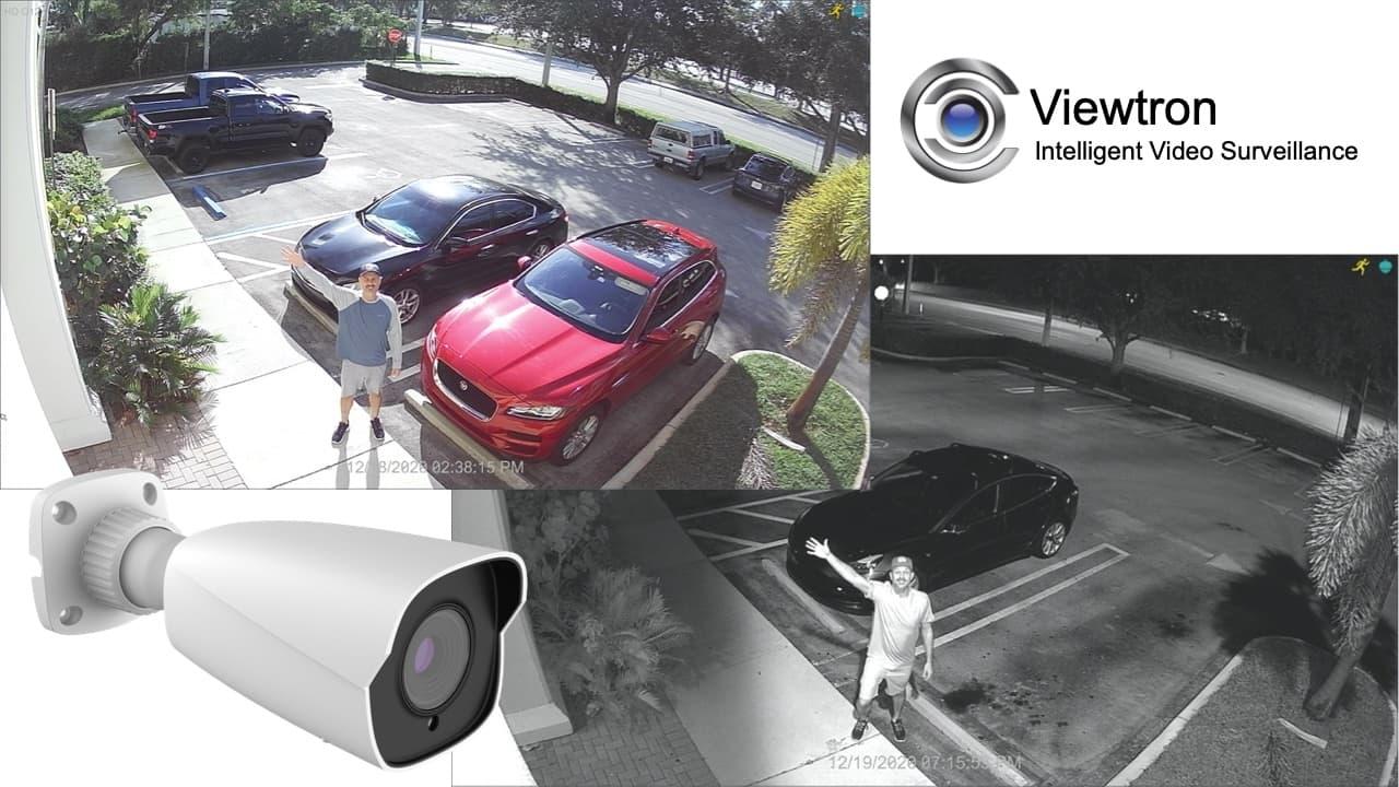 hybrid BNC Security Camera