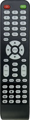 DVR / NVR IR Wireless Remote Control