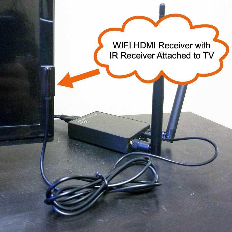 Wireless HDMI Receiver