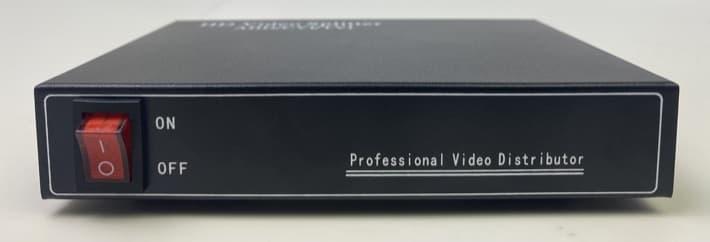 1 to 4 CCTV / AHD / HD-TVI / HD-CVI Video Splitter