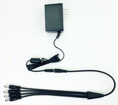 DC Power Splitter Cable