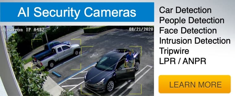 AI Security Cameras