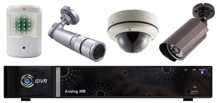 HD CCTV camera surveillance system