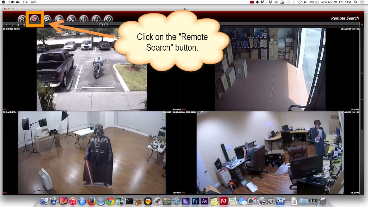 Mac Software Recorded Surveillance Video Search